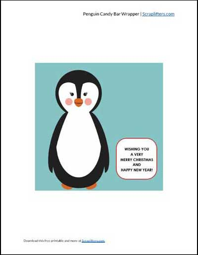 Penguin Candy Wrappers PDF